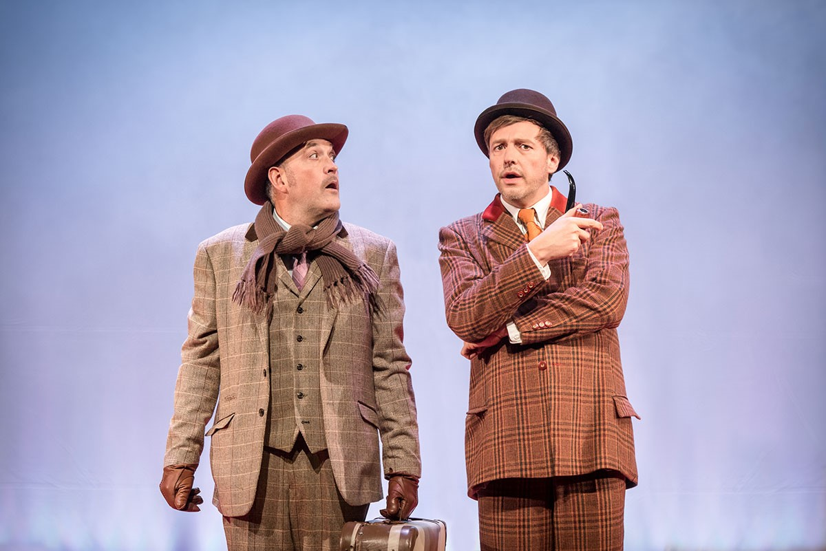 Baskerville - Sherlock Holmes