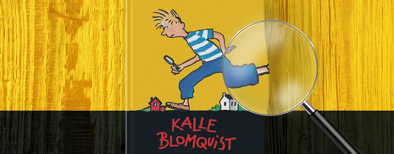 Meisterdetektiv Kalle Blomquist (c) Oetinger Verlag